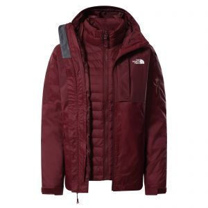 Geaca The North Face W Down Insulated Dryvent Triclimate