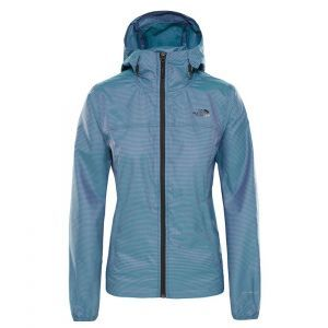 Geaca The North Face W Printed Cyclone