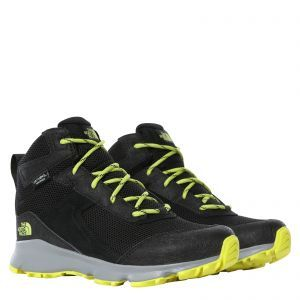 Ghete Copii The North Face Jr Hedgehog Hiker Ii Mid Wp
