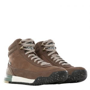 Ghete The North Face W Back-to-berkeley Iii Leather Wp