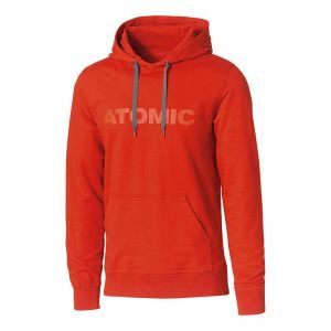 Hanorac Atomic Alps Hoodie Dark Red