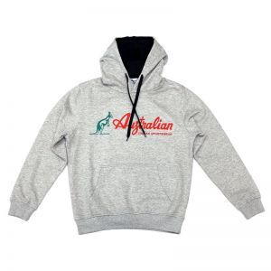 Hanorac Australian In Fleece Print