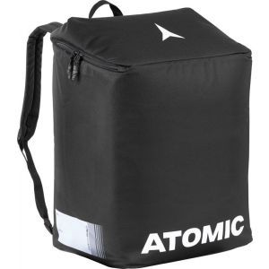 Husa Clapari Atomic Boot & Helmet Pack Black/white