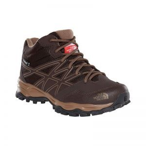Incaltaminte Copii The North Face Jr Hedgehog Hiker Mid Wp