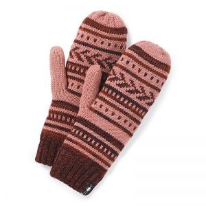 Manusi Smartwool Chair Lift Mitten