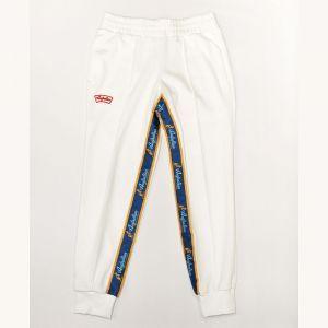 Pantaloni Australian W Logo Banda Rib Cuff