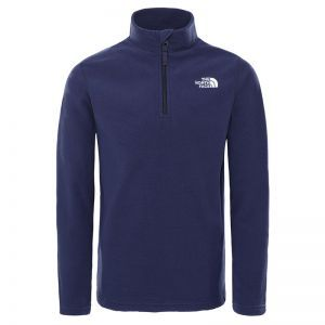 Polar Copii The North Face Y Glacier 1/4 Zip