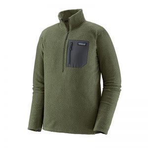 Polar Patagonia M R1 Air Zip Neck