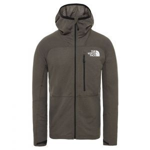 Polar The North Face M Summit L2 Power Grid Lt Hoodie