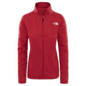 Polar The North Face W Inlux Wool FZ