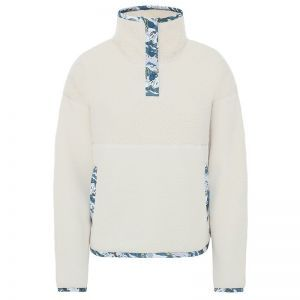 Polar The North Face W Liberty Sierra Sherpa 1/4 Zip