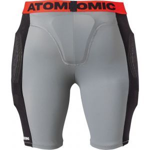 Protectie Atomic Live Shield Shorts Grey/black