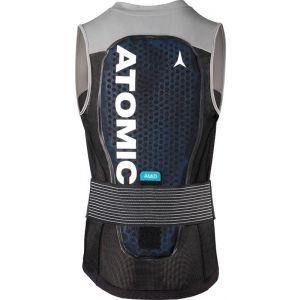 Protectie Atomic Live Shield Vest Amid M Black/grey