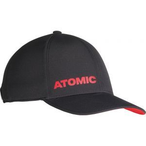 Sapca Atomic Alps Black/Bright Red