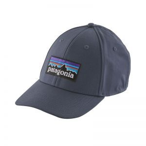 Sapca Patagonia P-6 Logo Stretch Fit