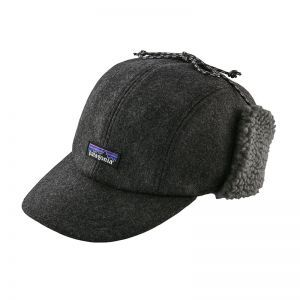 Sapca Patagonia Recycled Wool Ear Flap