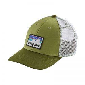 Sapca Patagonia Shop Sticker Patch LoPro Trucker