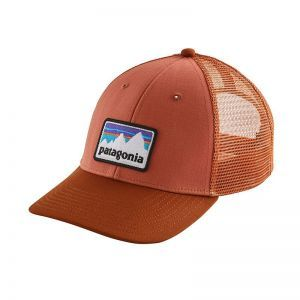 Sapca Patagonia Shop Sticker Patch Lopro Trucker 17