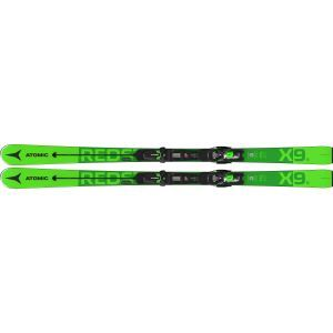 Ski Atomic Redster X9 S + X 12 Gw Green