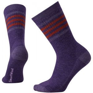 Sosete Smartwool W Striped Hike Medium Crew