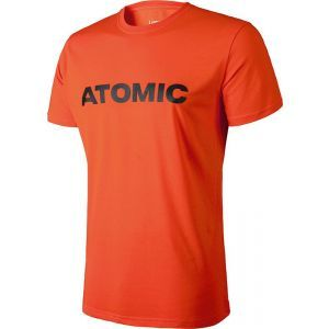 Tricou Atomic Alps Red
