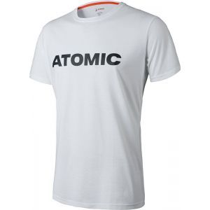 Tricou Atomic Alps White