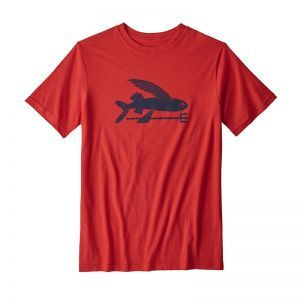 Tricou Patagonia B Flying Fish Organic