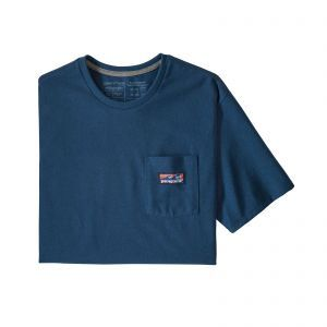 Tricou Patagonia M Boardshort Label Pocket Responsibili