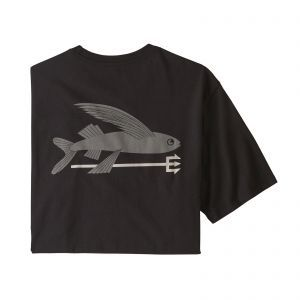 Tricou Patagonia M Flying Fish Organic