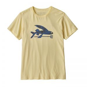 Tricou Patagonia M Flying Fish Organic