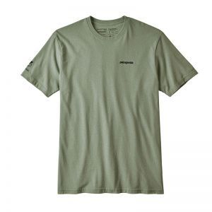 Tricou Patagonia M Greenback Cutthroat World Trout Responsibili-Tee