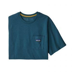 Tricou Patagonia M P-6 Label Pocket Responsibili