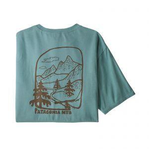 Tricou Patagonia M Roam The Dirt Organic