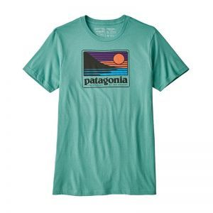 Tricou Patagonia M Up & Out Organic