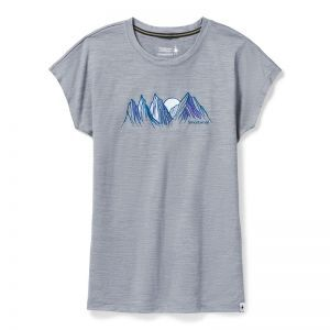 Tricou Smartwool W Merino Sport 150 Castles In The Stratosphere Graphic