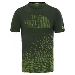 Tricou The North Face M Flight Logo Seamless