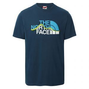 Tricou The North Face M Mountain Line