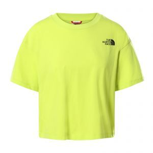 Tricou The North Face W Cropped Simple Dome