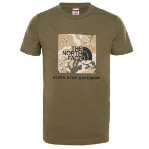 Tricou Copii The North Face Y Box