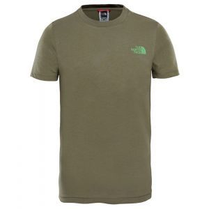 Tricou The North Face Y S/s Simple Dome