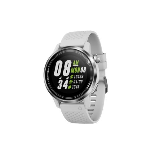 COROS APEX Premium Multisport Watch - 42mm White/Silver