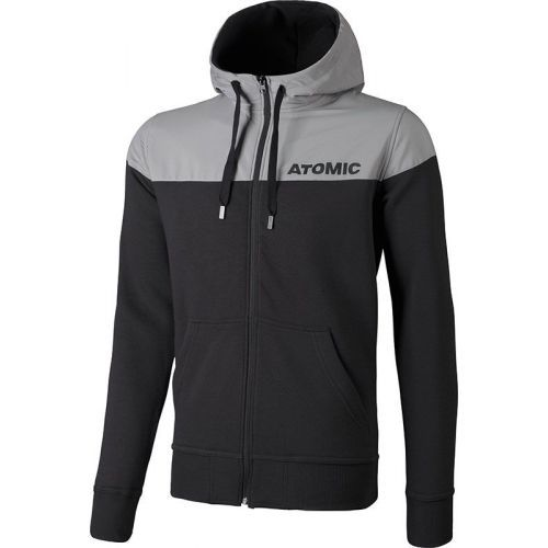 Hanorac Atomic Alps Fz Hoodie Black/grey
