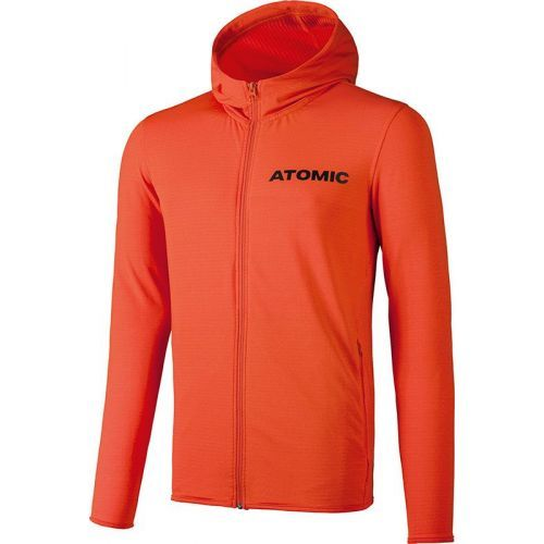 Bluza Atomic Alps Fz Tech Hoodie Red