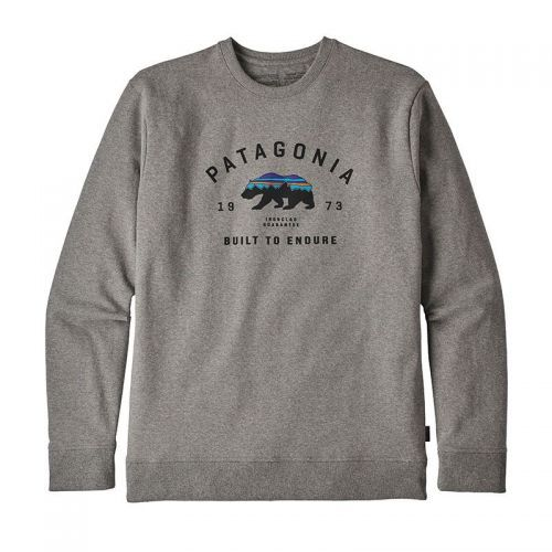 Bluza Patagonia M Arched Fitz Roy Bear Uprisal Crew