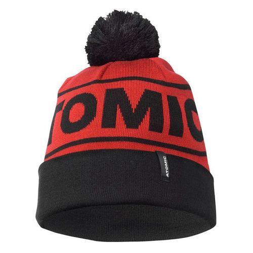 Caciula Atomic Alps Pom Dark Red/black