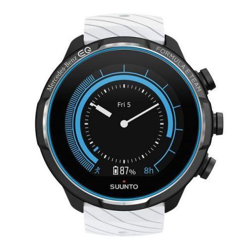Ceas sport Suunto 9 G1 Baro Titanium MB EQ Edition, negru, unisex