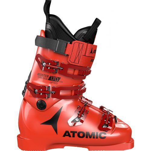 Clapari Atomic Redster Team Issue 170 Lifted Red/black