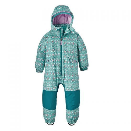 Costum Patagonia Baby Snow Pile One-piece