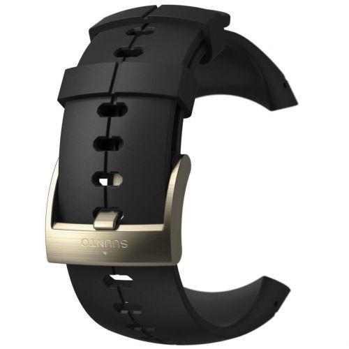 Curea ceas Spartan Ultra, negru/auriu