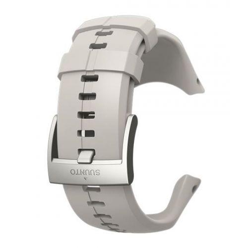 Curea ceas Suunto Spartan Trainer Wrist HR Sandstone, gri
